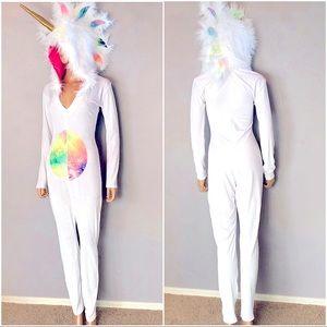 Yandy Glitter Unicorn Costume Onesie